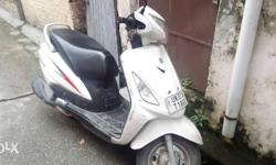 This scooter is too good with condition and performance