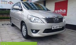 Single owner, exelent condition, leather seats, innova