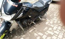 Bike is in good condition with zero maintainance,