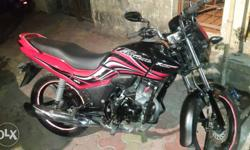 Hero Passion xpro with disc brakes 2013 end model