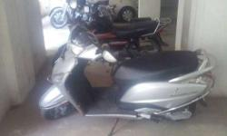 Showroom condition. Scooter...single owner. Shifting to