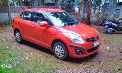 Maruti Suzuki Swift Dzire VDI 2014 august registration