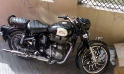 2014 Royal Enfield Classic 16000 Kms