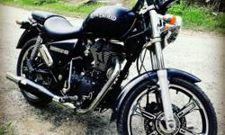 I am selling my bike royal Enfield thunderbird 350 in