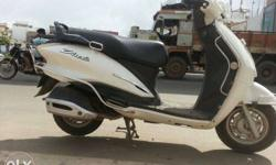 Hello frnds want to sell my scooter Hero duet 20000kms