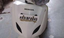 Honda activa 3g. 2015 August model. Well maintained and