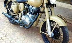 2015 Royal Enfield Bullet 1500 Kms