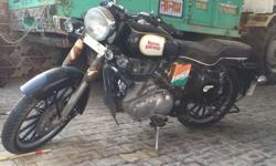2015 Royal Enfield Classic 10000 Kms
