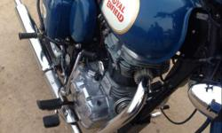 2015 Royal Enfield Classic 18000 Kms