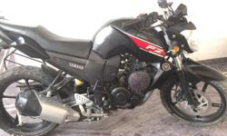 I want to sell my bike yamaha fz black colour with