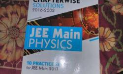 2016-2002 Chapterwise Solutions JEE Main Physics Book