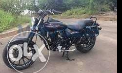 Bajaj avenger street 150 cc ( 14 March 2016) model mint