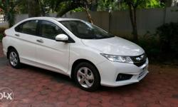 Fancy number 2016 Honda City for sale. Genuine buyers