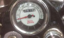 2016 Royal Enfield Classic 3670 Kms