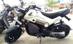 Honda NAVI comes with same 110cc engine of activa with