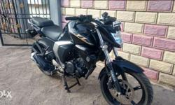 5 monts old fz good condition 2017 model