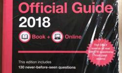 2018 GMAT Official Guide Book