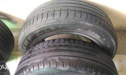205/65/15 . 4 Tyres 2 r in very Good Condition. MRF