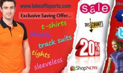 Exclusive Saving Offer from takeoffsports. 20% discount