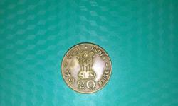 20 Indian Paise