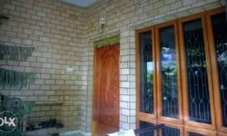 267 sqaure yards with furnished duplex house with 6