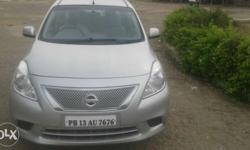 Nissan sunny XL model first owner fancy no silver
