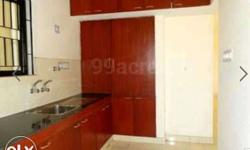 2 BHK 885 SQFT 2 Attached bathrooms 2 balconies wood