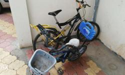 2 cycles for kid under 6 years & 12 years for sale