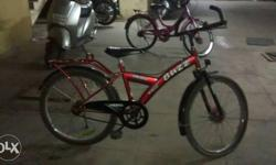 2 Hero cycle for sale, 6 months old, selling them