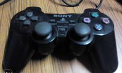 Black Corded Sony PS4 Dualshock