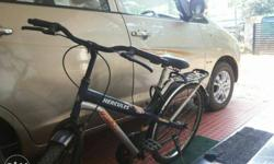 2 years old ... good condition 2 new tyres... Hercules®