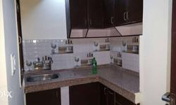 2bhk flat for rent in Hindon vihar society with light,