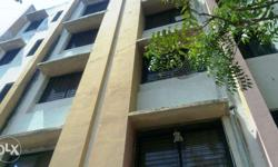 2bhk flat for sale at nana bazaar, vidhyanagar it is on
