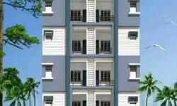 2bhk Flat for sale in s.r.t colony. chandulal baradari