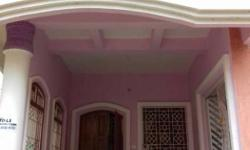 2BHK House for rent only for family with car space at