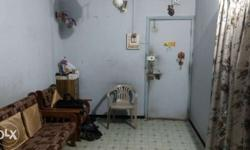 2bhk house with well furshished equipment