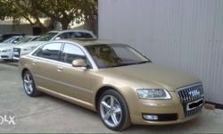 1.8 cr Germany Imported Audi A8L 6.3LTR W12Egn 693.5
