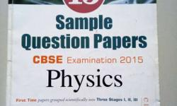 (3 books) 2nd hand physics and chemistry class 12th