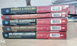 All Subjects 2nd Year ,Semester 3 E&TC Engineering