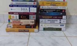 2nd year Engineering books in good condition