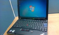2unit Lenovo X200 - Intel Core2duo Excellent Working