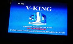 Evd,vx,dvd,mp4,mp3,vcd,cd,usb,memory card, video game