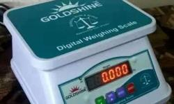 30 kg. Digital Weighing Scale. One Year Warranty. 24hr