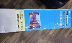 32inc Aiwa led tv new seal pack
