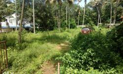 33 cents plot for Sale in #Mamom Attingal. Near #Old NH