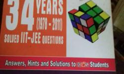 34 year questions for iit jee
