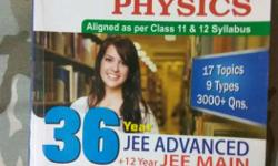 36 years JEE advance+12 year JEE main solved papers
