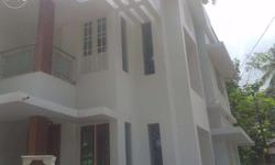 3.6 cent land 1890 sqft house 4 bhk at 45 lakhs rs at