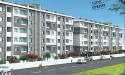 3 BHK 1300 sft,WEST/FACING FLATS FOR SALE AT NATURE'S