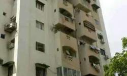3 bhk flat is roadside and on second floor. it has big